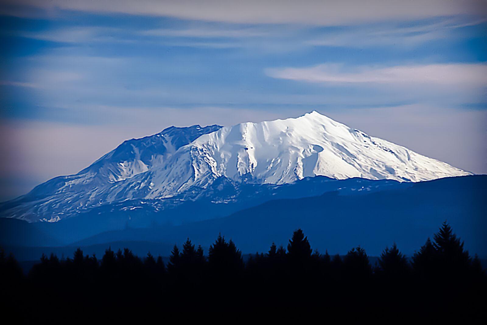Mt. St Hellens