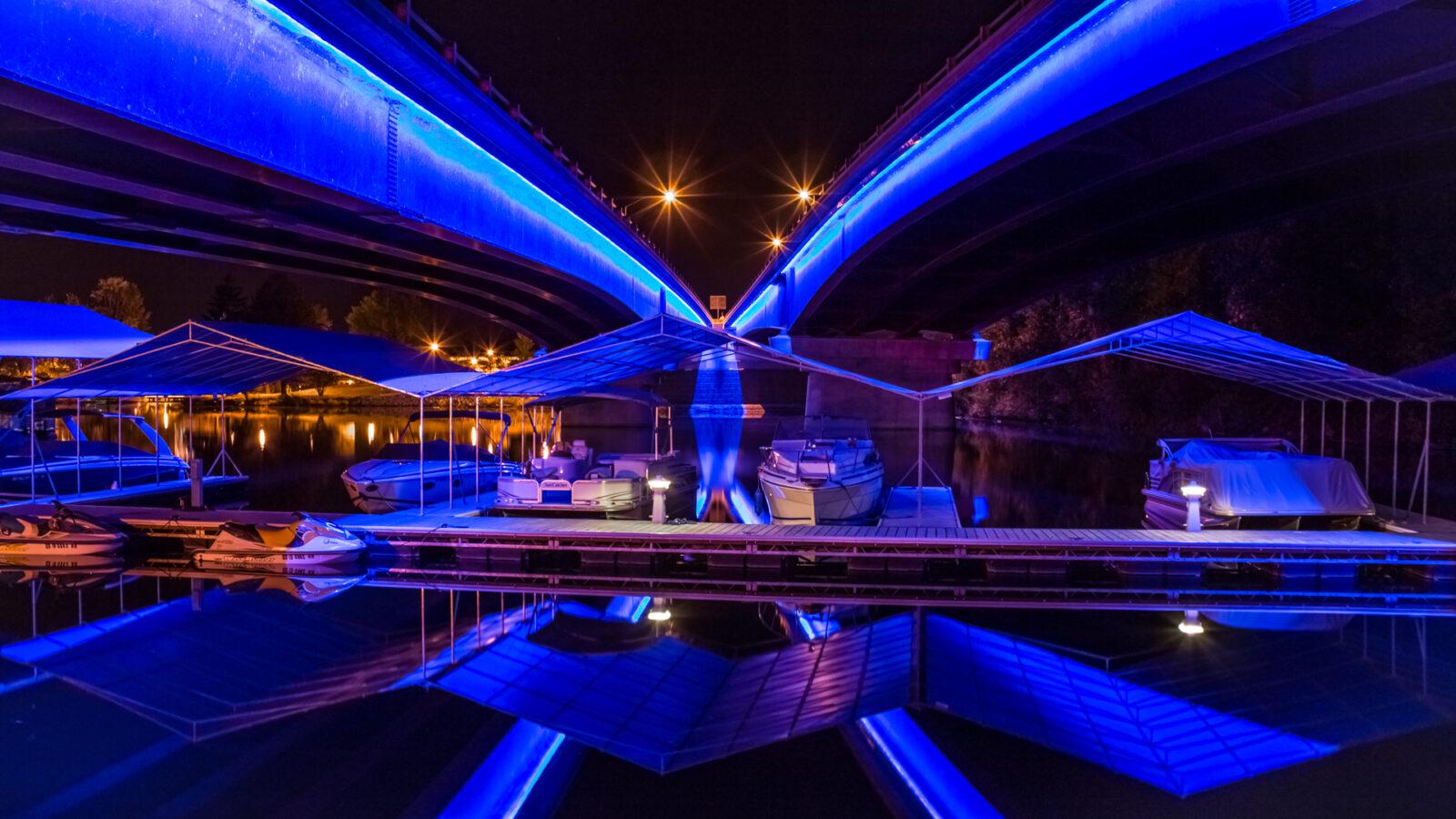 Lights Under The Bridge 2015