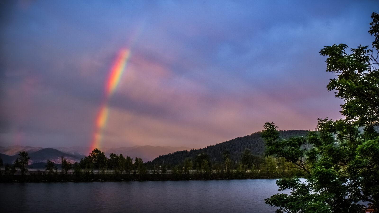 June's Rainbow