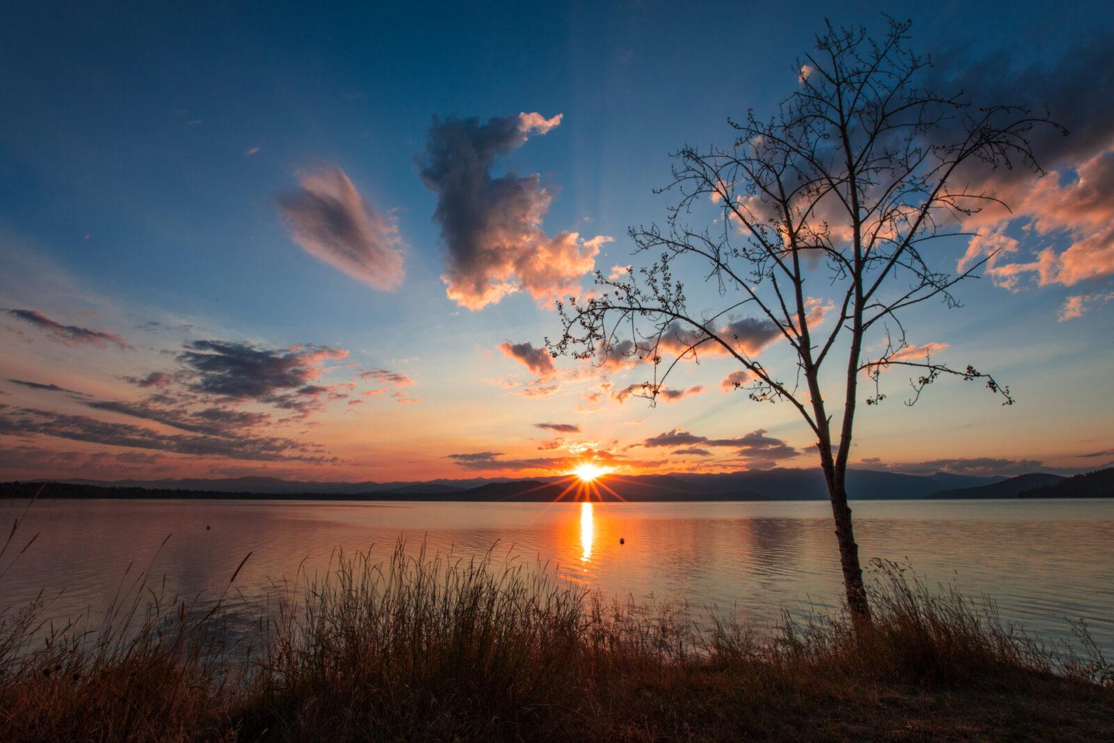 Sandpoint Sunrise full 8-17-17