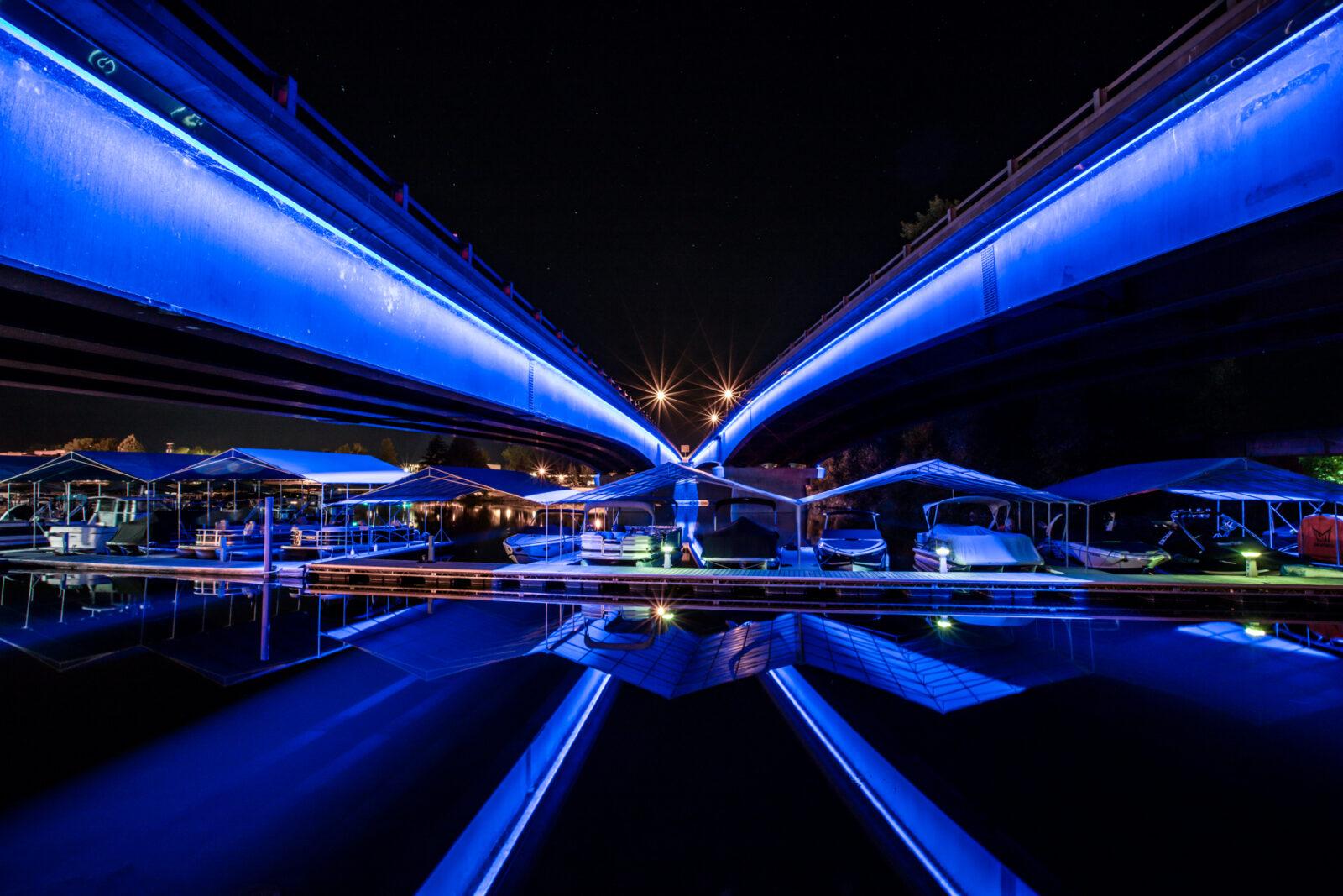 Lights Under the Bridge 2017